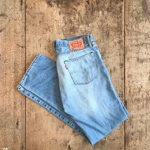 Levis 504 Jeans 34 X 34
